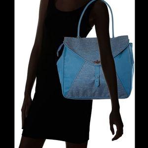 Adidas Orginals Trefoil Denim Holdall Bag